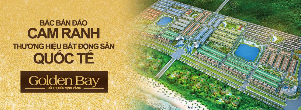 Dự án Golden Bay Cam Ranh – Bãi Dài Nha Trang