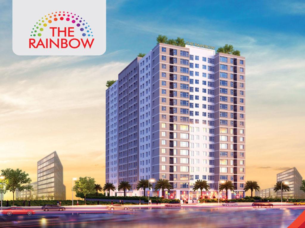 Căn hộ 8X Rainbow gần công viên Đầm Sen giá thấp nhất 890 triệu/căn